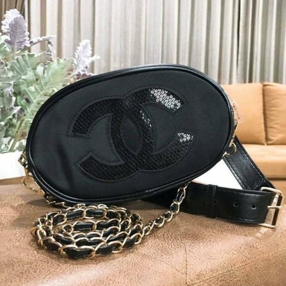 edc0ab186918 Bags | Chanel Beauty Vip Premium Gift Crossbody Belt Bag | Poshmark
